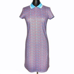 J McLaughlin Catalina Cloth Montclair Polo Dress